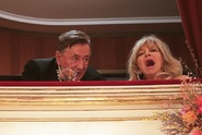 Nuda v opeře. Slavná herečka si málem roztrhla pusu!
