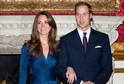 Vévodkyně Kate a princ William.