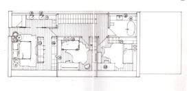 Skici architekta Martina Franka.