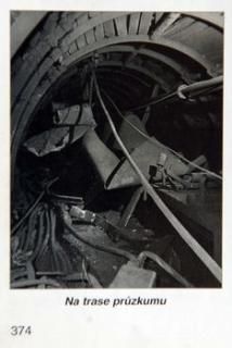 Fotografie z důlního neštěstí v Dole ČSA v Karviné, od kterého 22. března uplyne 40 let, z knihy Memento důlních nehod v českém hornictví. Publikace byla vydána v roce 2008.