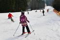Lyžařské areály ve vyšších polohách v Česku mají stále dostatek sněhu.