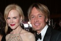 Nicole Kidman a Keith Urban.