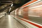S prodloužením trasy C metra do Čakovic město zatím nepočítá.