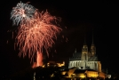 Na festivalu Ignis Brunensis bude letos soutěžit pět ohňostrojů.