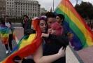 Pochod proti potratům a za práva LBGT komunity ve Španělsku (ilustrační foto.