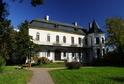 Kabeláčův mlýn se nachází kousek od slatiňanského zámku (na snímku).
