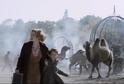 Snímek z filmu Úkryt v ZOO.