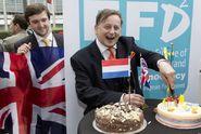 Radost z brexitu! Europoslanci UKIP bouřlivě oslavovali