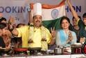 Nový světový rekordman v nepřetržitém vaření pokrmů Vishu Manohar.