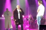 EXKLUZIVNÍ FOTO: Karel Gott přišel na Marešův koncert!