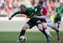 Slavia s Jabloncem remizovala 1:1.
