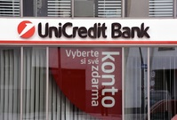 Pobočka UniCredit Bank.