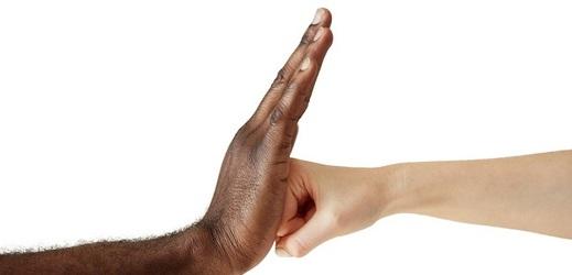 Rasismus (ilustrační foto).