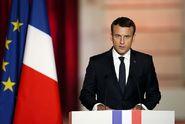 Macron vyzval EU, aby zasáhla proti migraci Východoevropanů