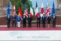 Lídři zemí G7.