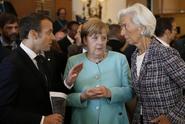Merkelová litovala, že se lídři G7 nevěnovali více migraci