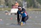 Martin Fuksa bojuje na kanoi na Světovém poháru v Szegedu