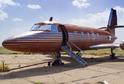 Soukromý letoun krále rockenrolu Elvise Presleyho.