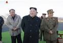 Na odpálení rakety dohlížel sám vůdce KLDR Kim Čong-un.