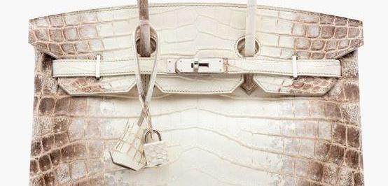 Rekordní aukce. Luxusní kabelka Birkin se prodala za devět milionů ... 4fe8d2f0038
