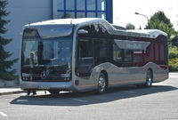 Mercedes-Benz Future Bus.