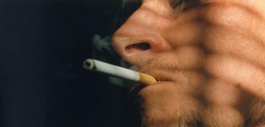 během dne sexuální dělník kouření