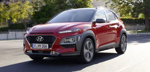 Světovou premiéru měl v uplynulých dnech Hyundai Kona.