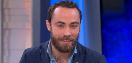 James Middleton.