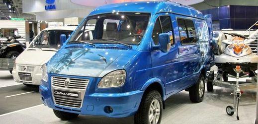 Dodané motory hodlá ruská automobilka montovat do nové generace užitkových automobilů GAZelle.