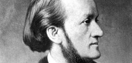 Skladatel Richard Wagner.