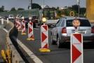 Stavební práce v mnoha případech zkomplikují českým řidičům cestu na dovolenou (ilustrační foto).