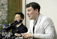 Otto Warmbier.