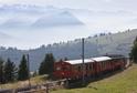 Nejstrmější železniční trať v České republice přezdívaná zubačka byla postavena na přelomu 19. a 20. století.
