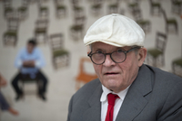 Britský malíř David Hockney.