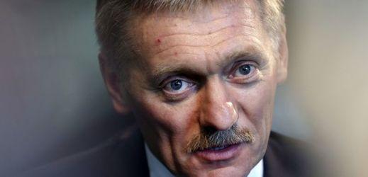 Mluvčí ruského prezidenta Dmitrij Peskov.