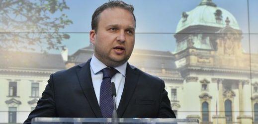 Český ministr zemědělství Marian Jurečka.