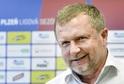 Fotbalový trenér Pavel Vrba.