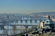 Praha je v atraktivitě světových metropolí v polovině