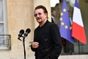 Frontman skupiny U2, Bono.