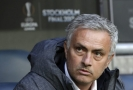 Portugalský trenér Manchesteru United José Mourinho.