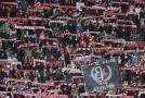Fanoušci fotbalové Slavie (ilustrační foto).
