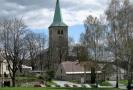 Libavský kostel Povýšení svatého Kříže.