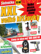 Sedmička křížovky XXL