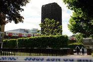 Policie: Vinu na požáru věžáku může mít radnice