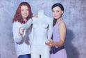 Šéfredaktorkami webu jsou Linda Kholová a Venuše Baxová (zleva).