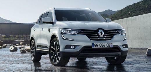 Nová generace modelu Koleos nezakrývá svoji mohutnost, ale dokazuje, že i velké SUV může působit přitažlivě.