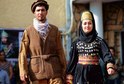 První afghánská módní přehlídka.