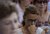 Pieta za obÄ›ti teroru v BarcelonÄ›.