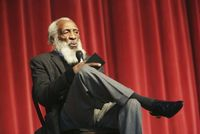 Komik a aktivista Dick Gregory