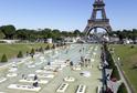 Za první půlrok navštívilo Paříž přes 16 milionů turistů.